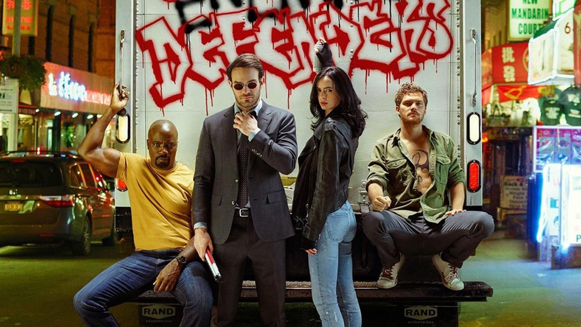 The Defenders - Netflix (1)