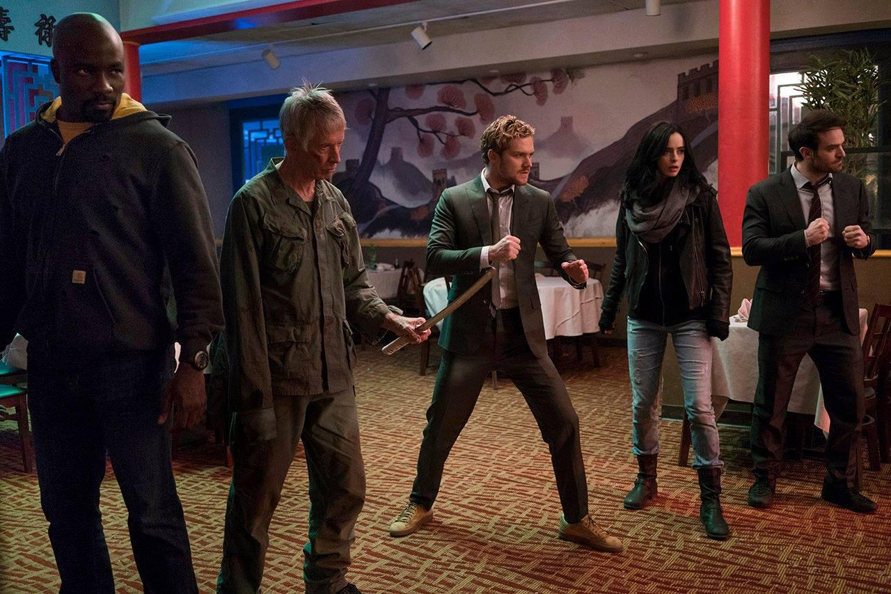 The Defenders - Netflix (2)