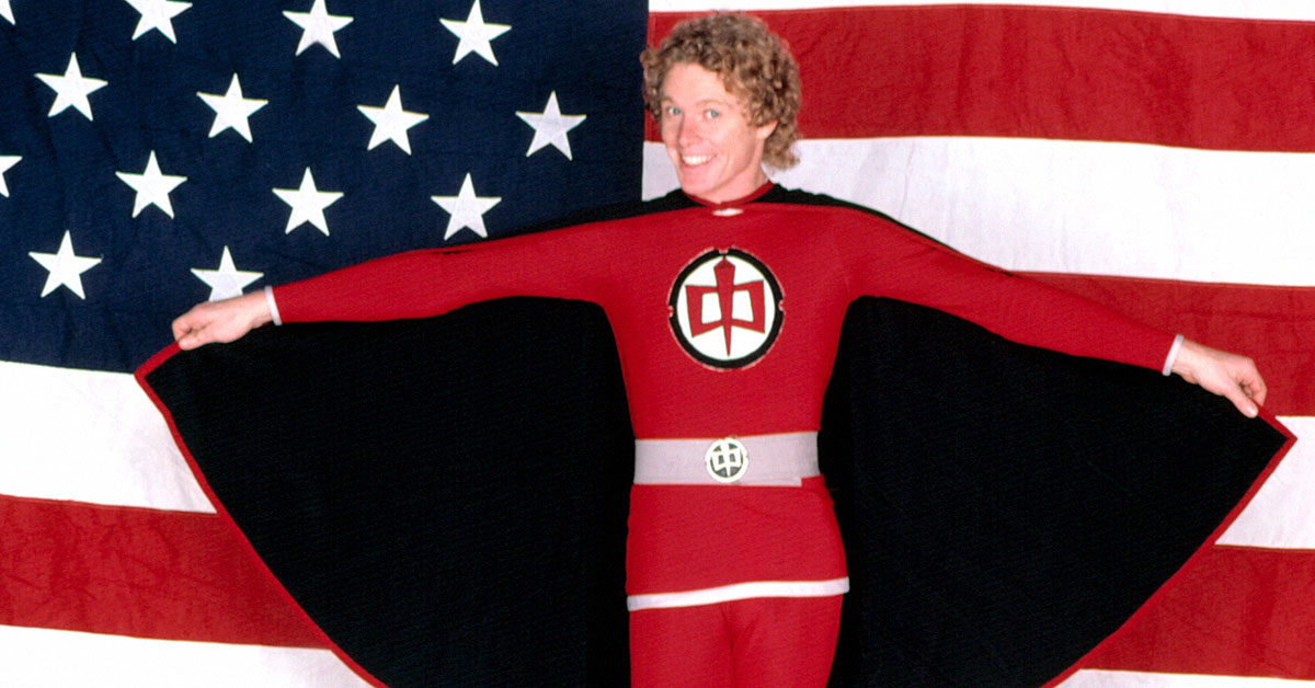 THE GREATEST AMERICAN HERO, William Katt, 1981-1983, (c) ABC/courtesy Everett Collection