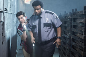 GHOSTED:  L-R: Adam Scott and Craig Robinson in GHOSTED premiering this fall on FOX. ©2017 Fox Broadcasting Co.  Cr: Scott Council/Fox