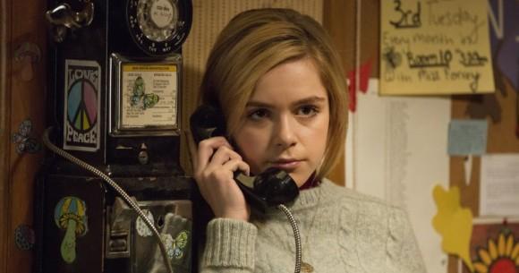 Kiernan Shipka as Sally Draper - Mad Men _ Season 7B, Episode 13 - Photo Credit: Michael Yarish/AMC