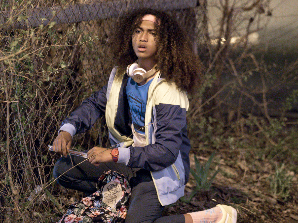 Jahking Guillory as Coogie in THE CHI (Season 1, Episode 01 ). - Photo: Matt Dinerstein/SHOWTIME - Photo ID: THECHI_101_2609.R.jpg