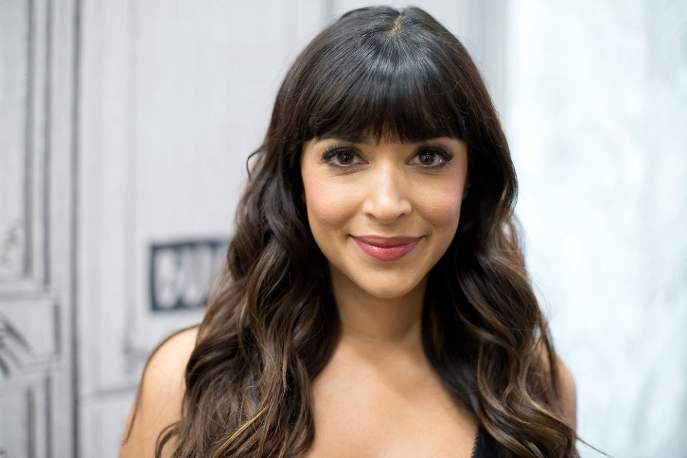 "Build Series Presents Hannah Simone Discussing ""Kicking & Screaming"""