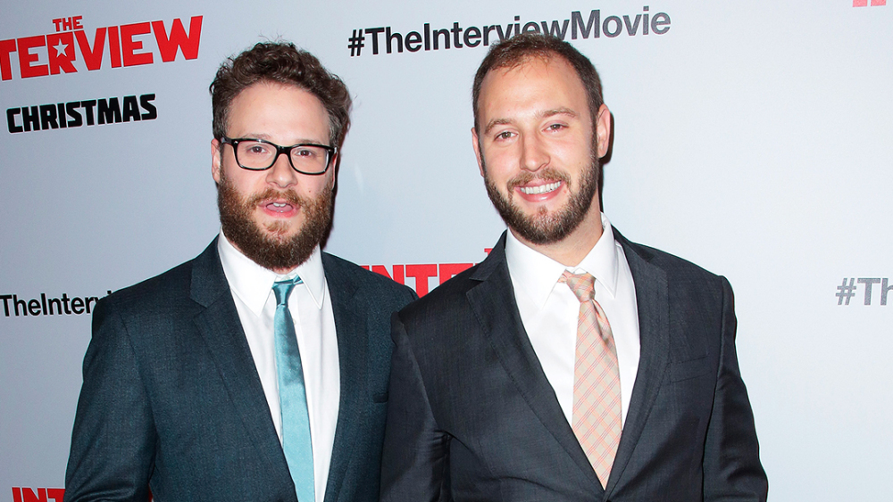 'The Interview' film premiere, Los Angeles, America - 11 Dec 2014