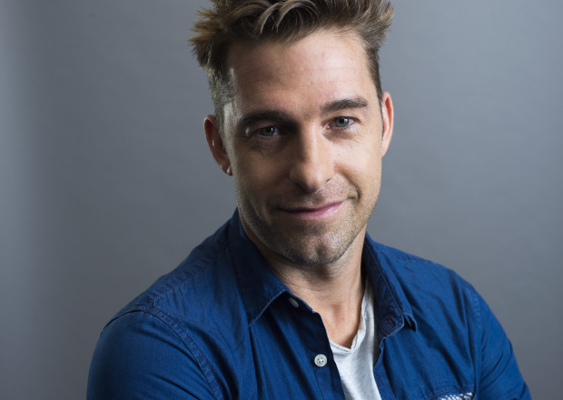 Scott Speedman Portrait Session, New York, USA - 6 Jun 2016