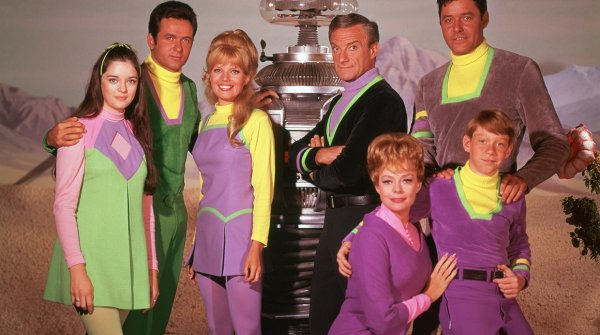 Lost in space 60's