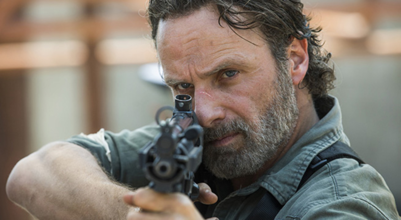 Andrew Lincoln Rick Grimes (1)