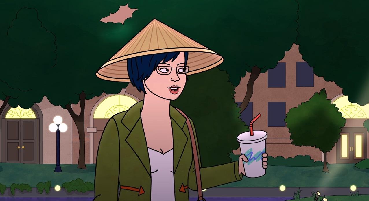Bojack-Diane-vietnam