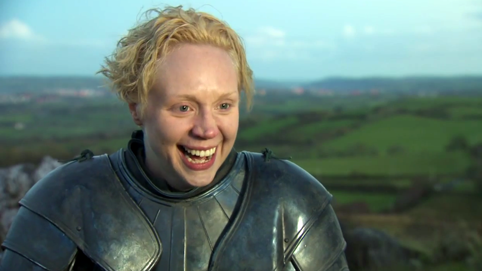 Brienne-Laughing