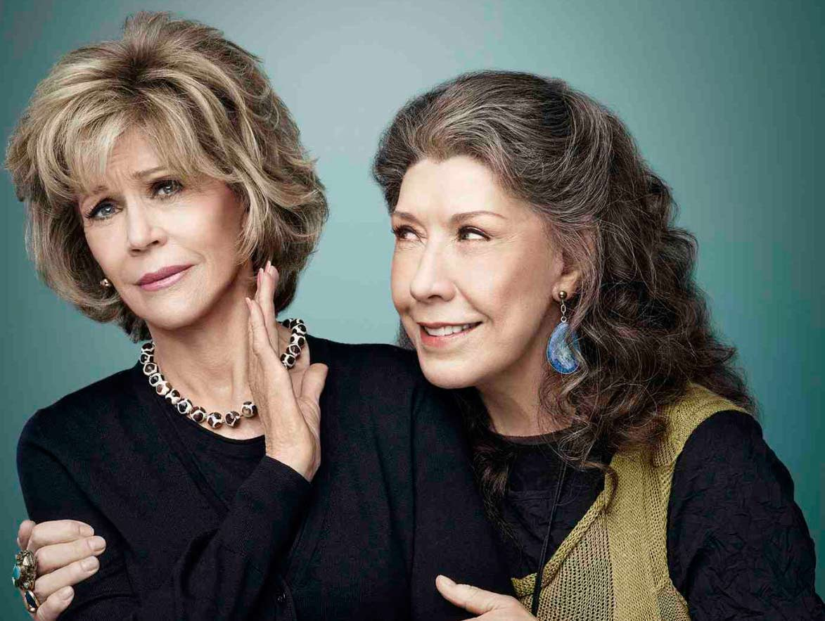 Grace and frankie cover