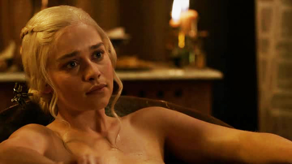Game of Thrones - Khaleesi vasca