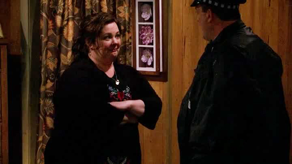 Mike & molly - Molly incinta