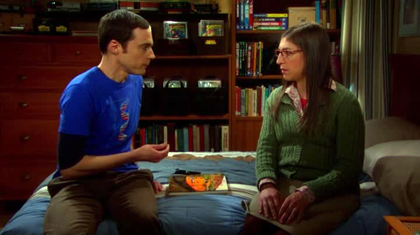 The Big Bang Theory - D&D sex