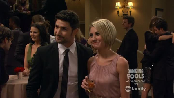 Baby daddy - Kyle XY