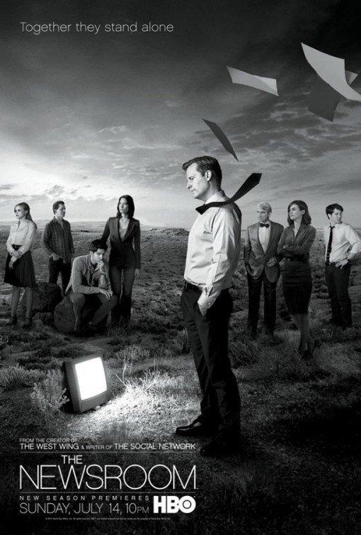 The Newsroom - locandina stagione 2