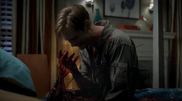 True Blood - Eric piangina