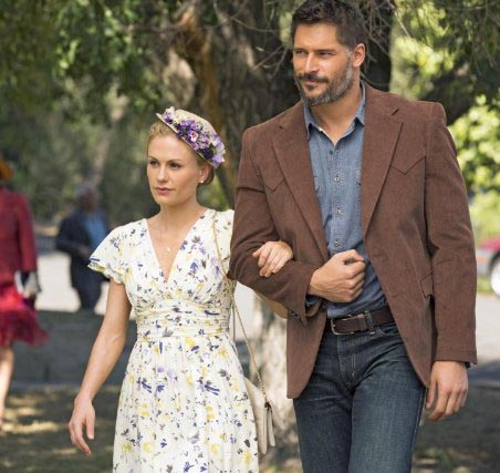 True Blood - Sookie e Alcide