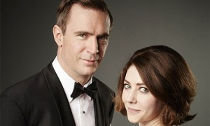 Jack Davenport and Catherine Steadman in Breathless