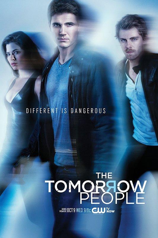 The Tomorrow People (2)