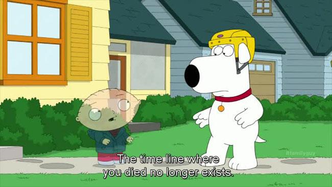 Family Guy - Ritorno di Brian