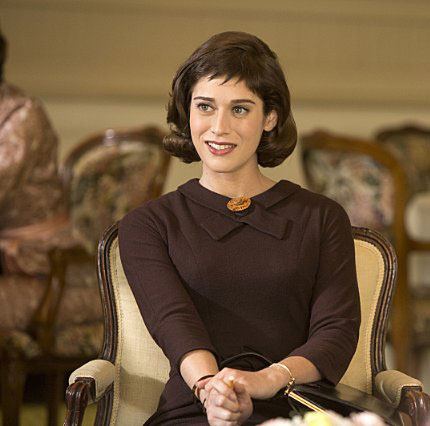 Masters of Sex - Lizzy Caplan