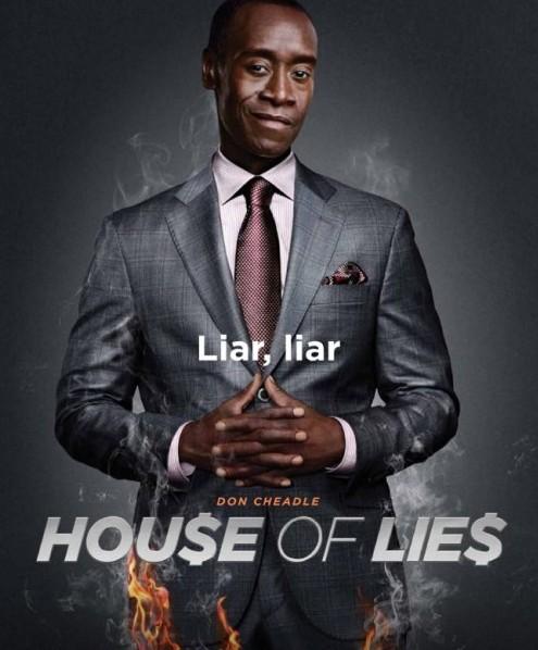 House of Lies - locandina season 3