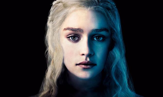 Khaleesi game of thrones 4