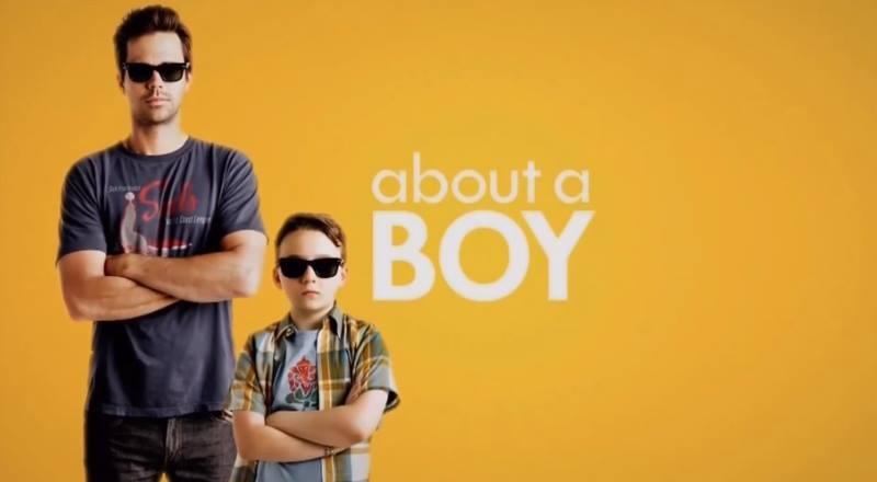 About a Boy cop