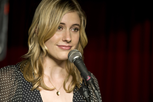How I met Your Dad - Greta Gerwig
