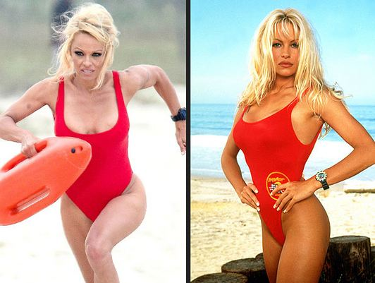 Pamela Anderson di nuovo in Baywatch