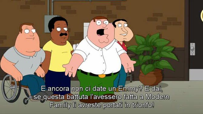 Family Guy Emmy