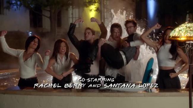 Glee - Friends