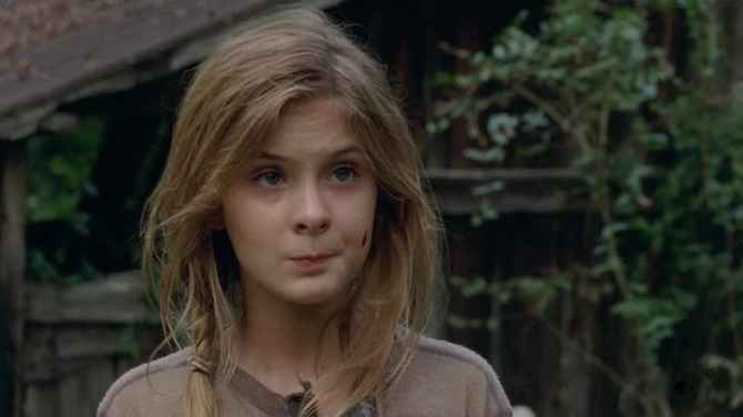 The Walking Dead - Lizzie