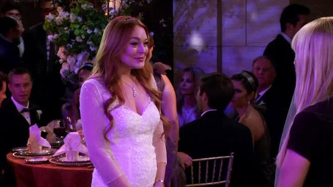2 Broke Girls - Lindsay Lohan
