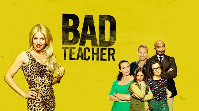 Bad Teacher locandina