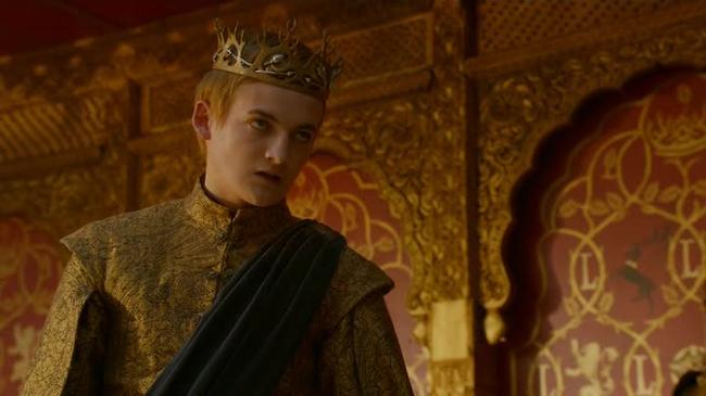 Game of Thrones - Joffrey morto