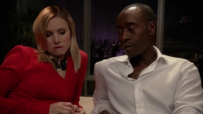 House of Lies - Neannie e Marty