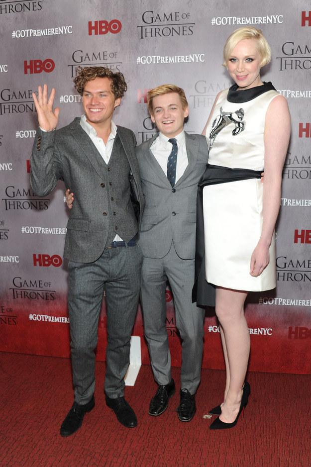 Brienne, Loras e joffrey