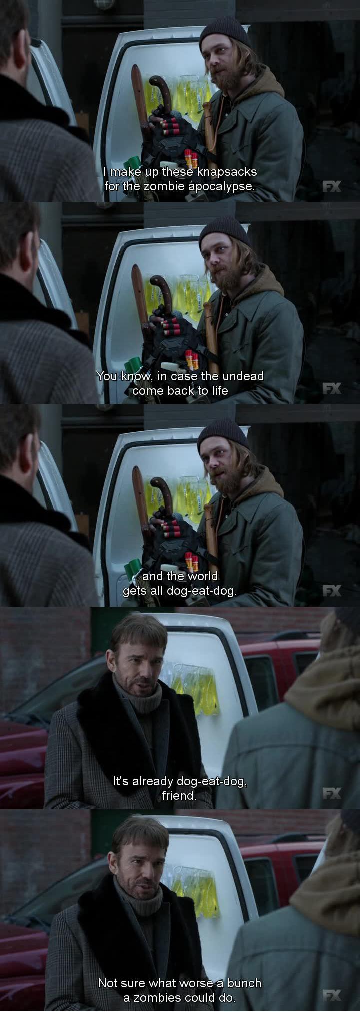 Fargo Zombie