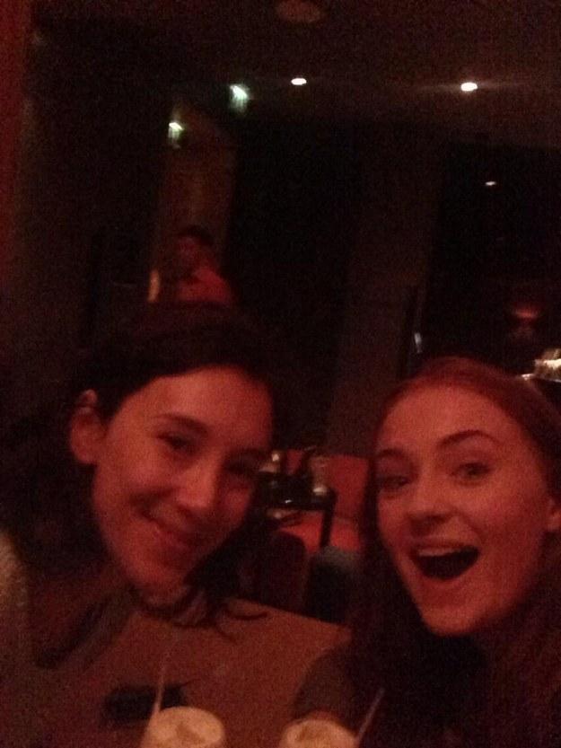 Sansa e Shae in realtà sono amiche