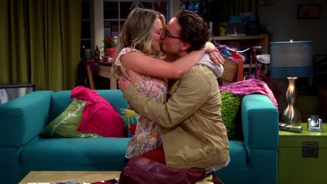 The Big Bang Theory - Proposal
