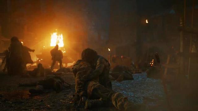 Game of Thrones - Ygritte e Jon Snow