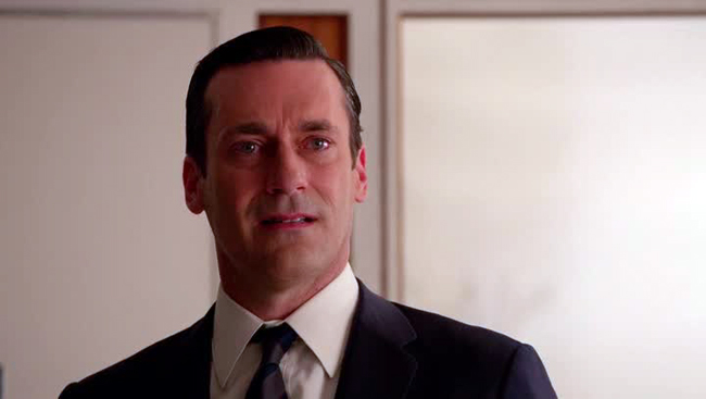 Mad Men - Don Draper musical