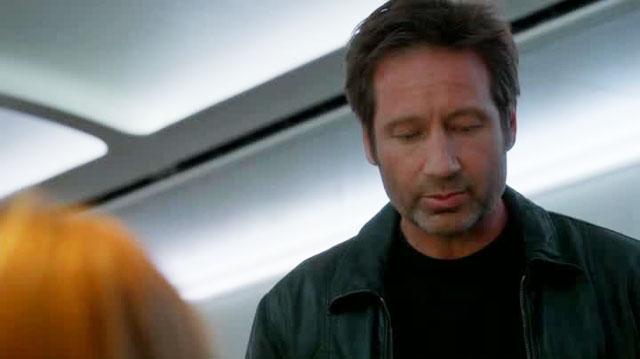 Californication - Hank si dichiara in aereo