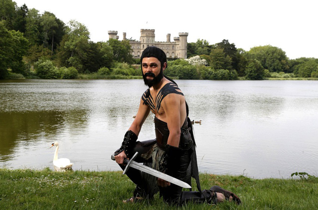 Game of Thrones weddign khal