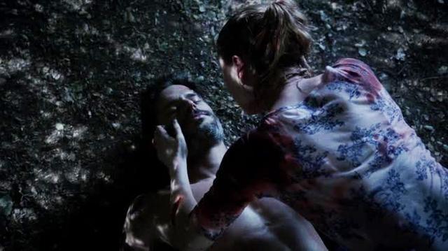 True Blood - Alcide morto