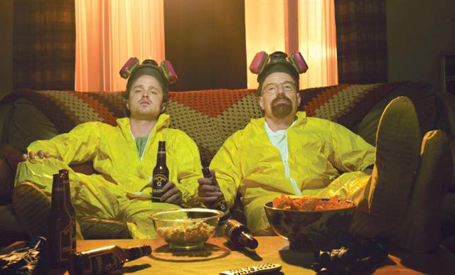 Walt e Jesse