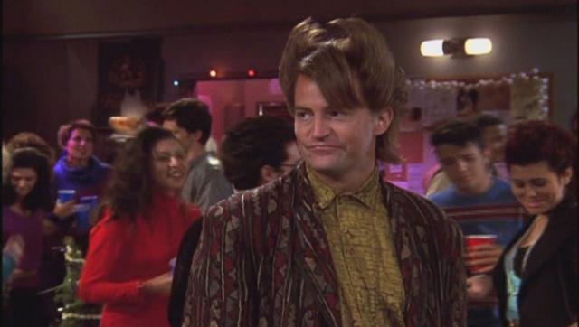 Chandler orrendo
