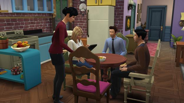 Friends Sims (6)