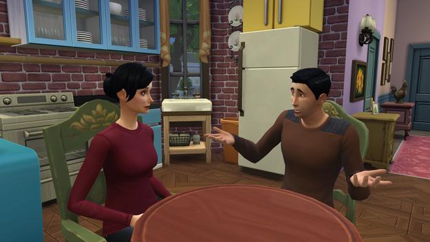 Friends Sims (7)